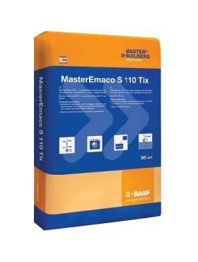MasterEmaco S 110 TIX (PC Mix Tixo) - фото - 1