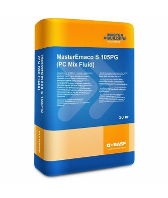 MasterEmaco S 105PG (PC Mix Fluid) - фото - 1